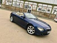 BMW 630Ci - 3.0 - Auto Convertible 6 Series - Fully Loaded - Stunning