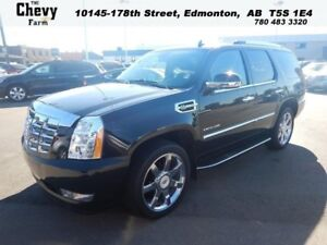 2012 Cadillac Escalade HYBRID AWD  Camera - Heated  Cooled Seats