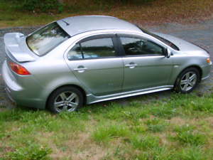 2010 lancer 5 speed