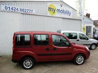 Fiat Doblo Dynamic Wheelchair Disabled Adapted Accessible Car WAV