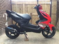 Yamaha Aerox YQ 100cc Commuter Scooter Two stroke Learner legal Moped