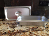Stainless Steel Instrument Tray w/ Lid