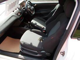 SEAT Ibiza TSI SPORTRIDER (white) 2011