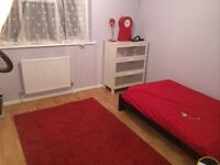 A beautiful room to rent in a shared 2 bedroom house
