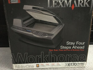 All-in-one printer, scanner,copier, fax