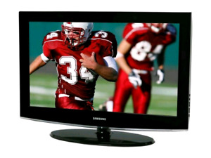 Samsung 32 inch HDTV LCD Flat screen works perfectly in good con