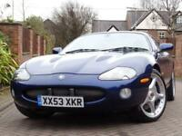 2003 53 Jaguar XKR 4.2 V8 SUPERCHARGED 2 Door Coupe auto..F.S.H...STUNNING !!