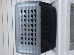 Medium sized dog kennel - used one time only and dog grew out it