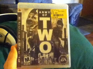 army of two ps3 in st. thomas