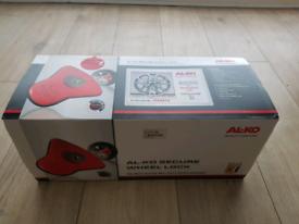 """AL-KO Secure Wheel Lock Kit No. 34 for Swift Scorpion 15"""""""