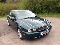 Jaguar X type Sport