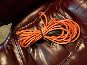 BIG EXTENSION QUALITY DUTY CORD TRIPPLE OUTLET