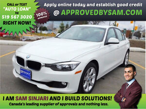 BMW 328i XDrive - HIGH RISK LOANS - APPROVEDBYSAM.COM Windsor Region Ontario image 1