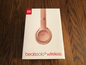 Écouteurs BeatsSOLO3 Wireless 2018