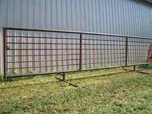 Free standing Corral panels