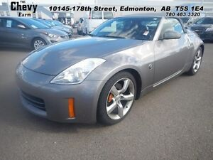 2008 Nissan 350Z Roadster Black Top  NAV - Heated Seats
