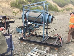 gold cleanup equipment