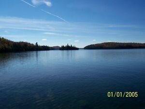 Waterfront Palmerston Lake  Lot 20 Acres Southwest Exposure