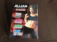 Jillian Michaels DVD - The Collection Fitness DVD (4 DVD's)