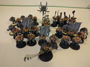Gutbuster ogre army, Warhammer AOS over 50% off retail