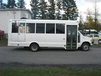 2002 Ford  CTV Mini-Bus