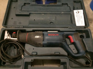 Bosch RS5 reciprocating sawzall