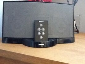 BOSE iPod sound dock