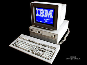 IBM PC luggable, 80s vintage desktop PC WANTED