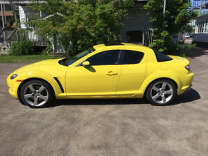 PRICED TO SELL '04 Mazda RX-8 * NEVER SEEN WINTER*