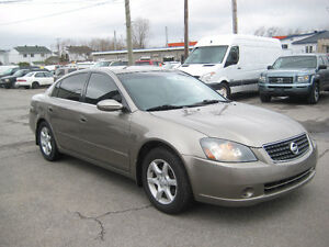 Nissan Altima 2005 Automatique 4Cylindres Garantie Incluse 3495$