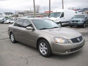 Nissan Altima 2005 Automatique Garantie 3495$
