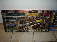 HO scale models electric train sets PC President's Choice