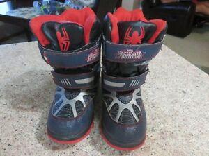 Batman Winter Boots Size 12