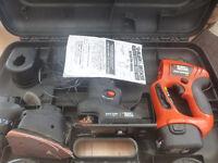 Black & Decker MT1203 12-Volt NiCad Cordless Multi-Tool Kit