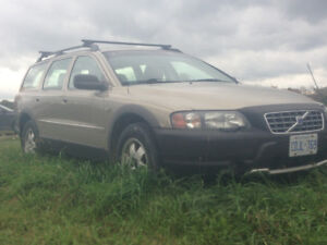 2001 Volvo XC70 for sale