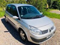 Renault Scenic 1.6 VVT Dynamique S MPV 5dr Petrol Manual