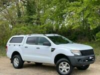 2012 Ford Ranger Pick Up Double Cab XL 2.2 TDCi 150 4WD [2012-62] PICK UP Diesel