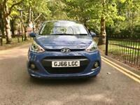 Hyundai i10 1.0 2016 £20 Tax low mileage 7,600 manual new shape 2016 1.0 litter