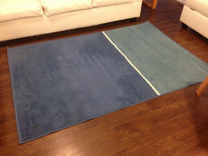 Smaller sized area rug