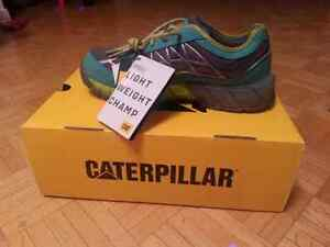 BNIB caterpillar safety shoes. For women