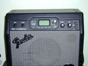 Fender G-DEC Guitar Amplifier
