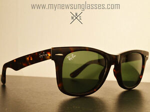 Rayban RB 2140 - Tortoise - NEW - Original - Hand made in Italy