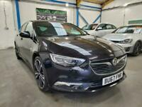 2017 Vauxhall Insignia 2.0 Turbo D SRi Vx-line Nav 5dr Auto Hatchback Diesel Man