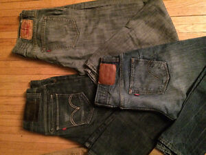 Guess jeans & men's Levis Kitchener / Waterloo Kitchener Area image 5