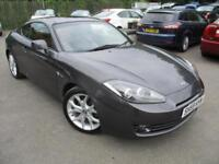 2009 HYUNDAI COUPE SIII WITH LEATHER COUPE PETROL