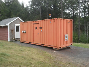 FOR SALE 60 kva STANDBY  Generator  in container ready to go