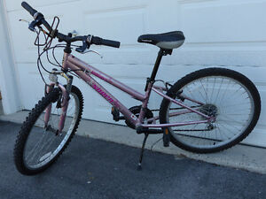 Norco Groove Girls Mountain Bike 24 inch wheels