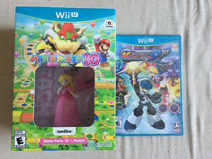 Nintendo Wii U Games for Sale or Trade
