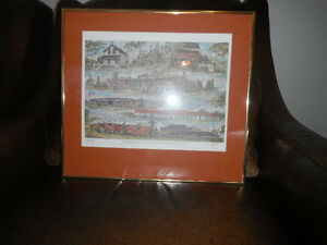 limited edition /numbered print by George Elliot Peterborough Peterborough Area image 2