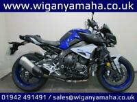 YAMAHA MT-10, 2020 69 REG 1684 MILES, DE-CAT LINK PIPE, BALANCE OF WARRANTY.....